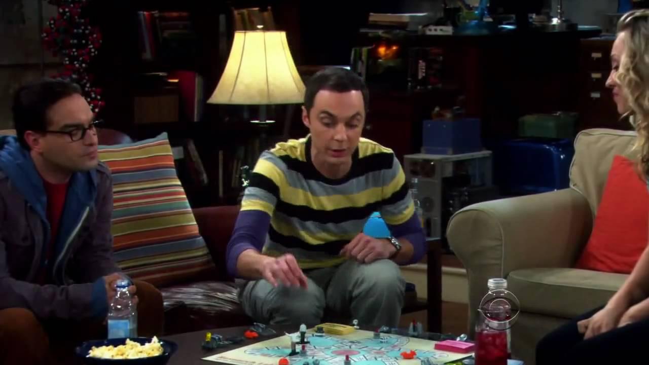 Big Bang Theory Research Lab Board Game - Made Real ...