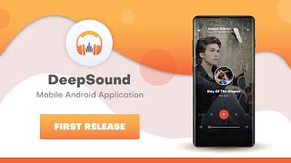 DeepSound Android- Mobile Sound & Music Sharing Platform Mobile Android Application Demo