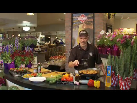 Healthy Vegetable Marinara Sauce