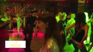 Закрытая ночная вечеринка карты САХАР в клубе NEBESA