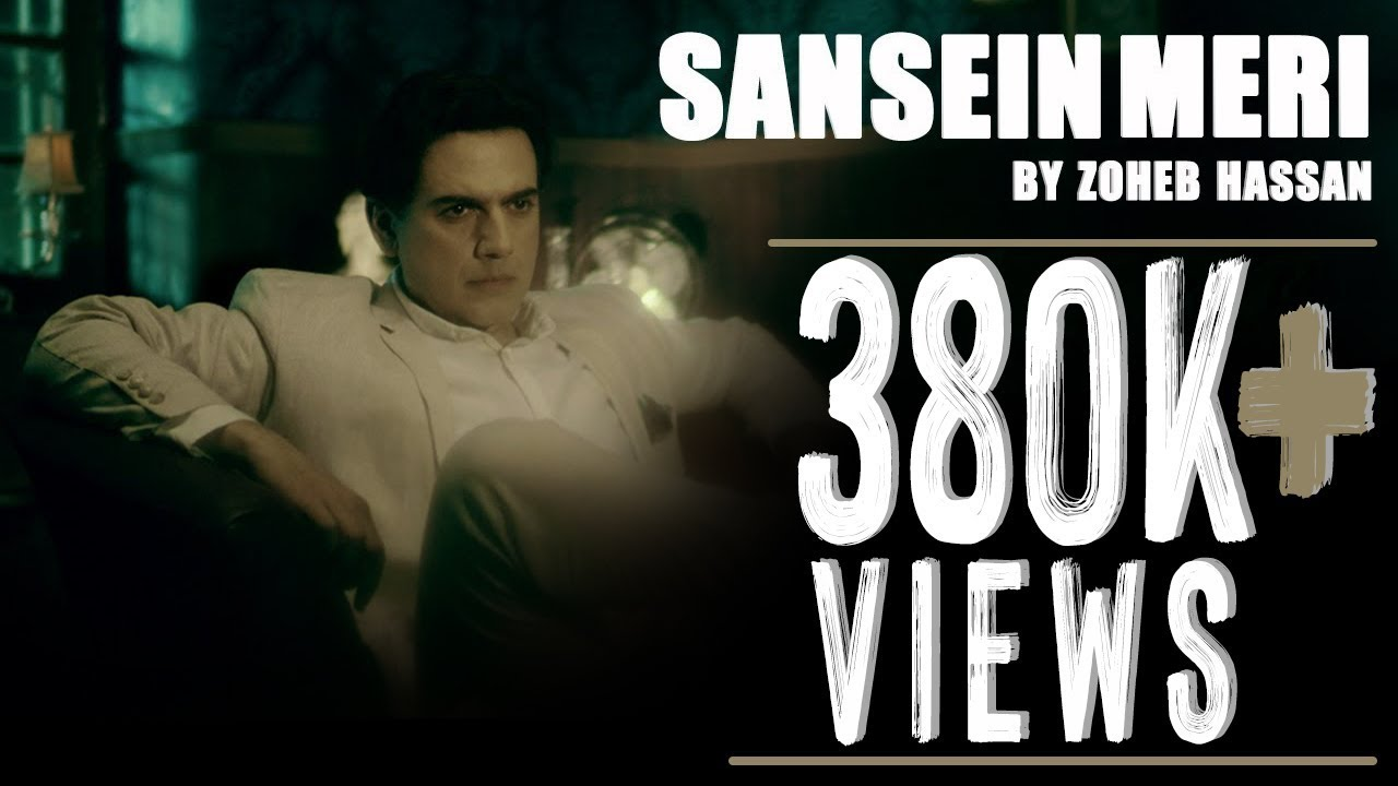 Sansein Meri (Official Video) By Zoheb Hassan | Signature