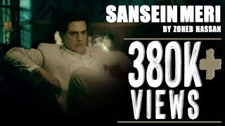 Sansein Meri (Official Video) By Zoheb Hassan   Signature