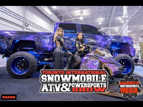 Toronto International Snowmobile, ATV And Powersports Show