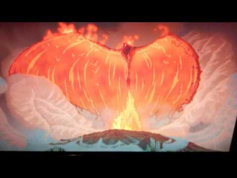 The firebird. Fantasia 2000
