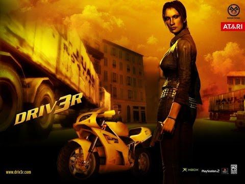 Driver 3 Full Movie All Cutscenes Cinematic DRIV3R