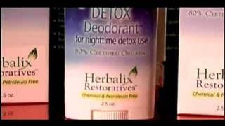 Detox Cleansing Deodorant - What