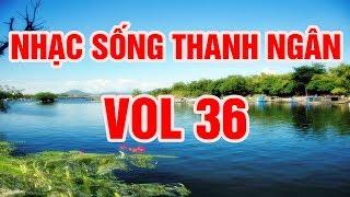 Gambar cover Nhạc Sống Thanh Ngân Vol 36 - BOLERO 2018
