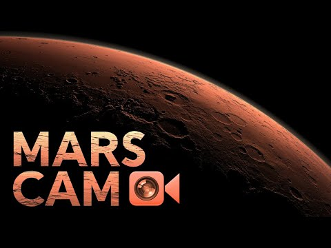 WATCH: Mars Cam Views from NASA Rover during Red Planet Exploration #Perseverance