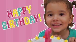 happy birthday happy birthday baby ashlynn baby songs nursery rhymes