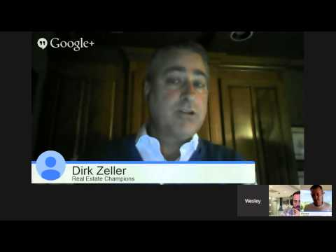 Dirk Zeller Shares How To Double Online Conversion Rates / Real Geeks Training