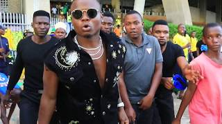 SIMBA VS YANGA Football Match with Harmonize