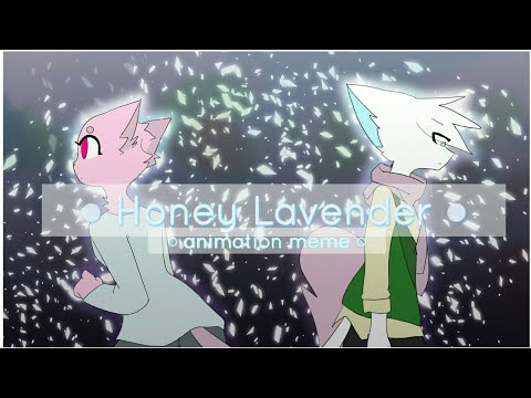 Honey lavender ○ animation meme ○ story in description ○ flipaclip