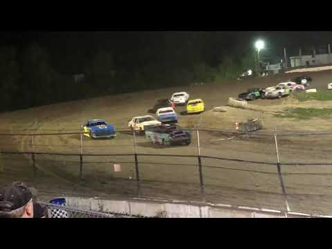 "Street Stock Feature at the Jim ""Wildman"" Watson Classic on Saturday at Wilmot Speedway"