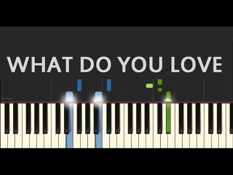 Seeb - What Do You Love - SLOW & EASY Piano Tutorial by SPW