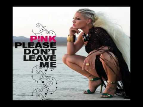 pink please don 39 t leave me digital dog club mix youtube. Black Bedroom Furniture Sets. Home Design Ideas