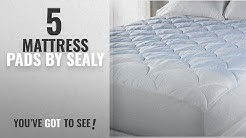Top 10 Sealy Mattress Pads [2018]: Luxury Sealy Posturepedic Outlast Cool Touch Mattress Pad -