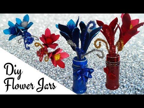 diy-teacher's-gift-tutorial---flower-jars---autism-awareness