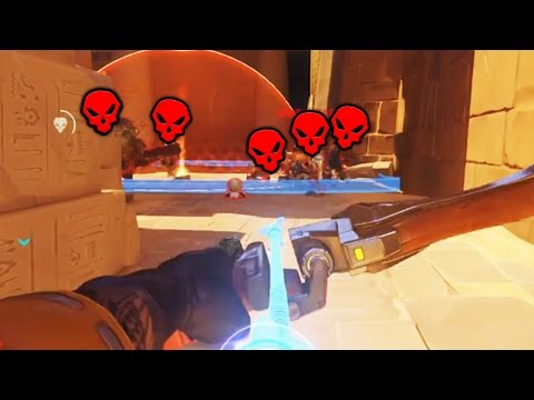 Overwatch Solo Carry #23
