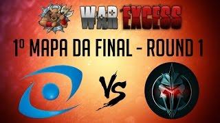 WEL x10 FINAL (1º Mapa) - uRaN vs nW - Round 1