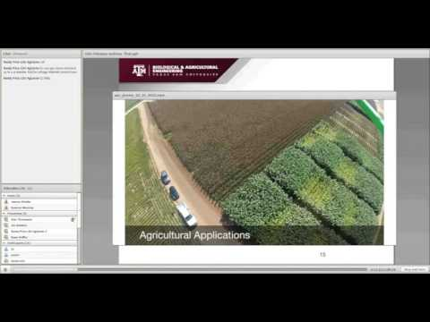 Remote Sensing and Phenotyping with UAVs