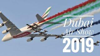 Dubai Air Show 2019 Boeing