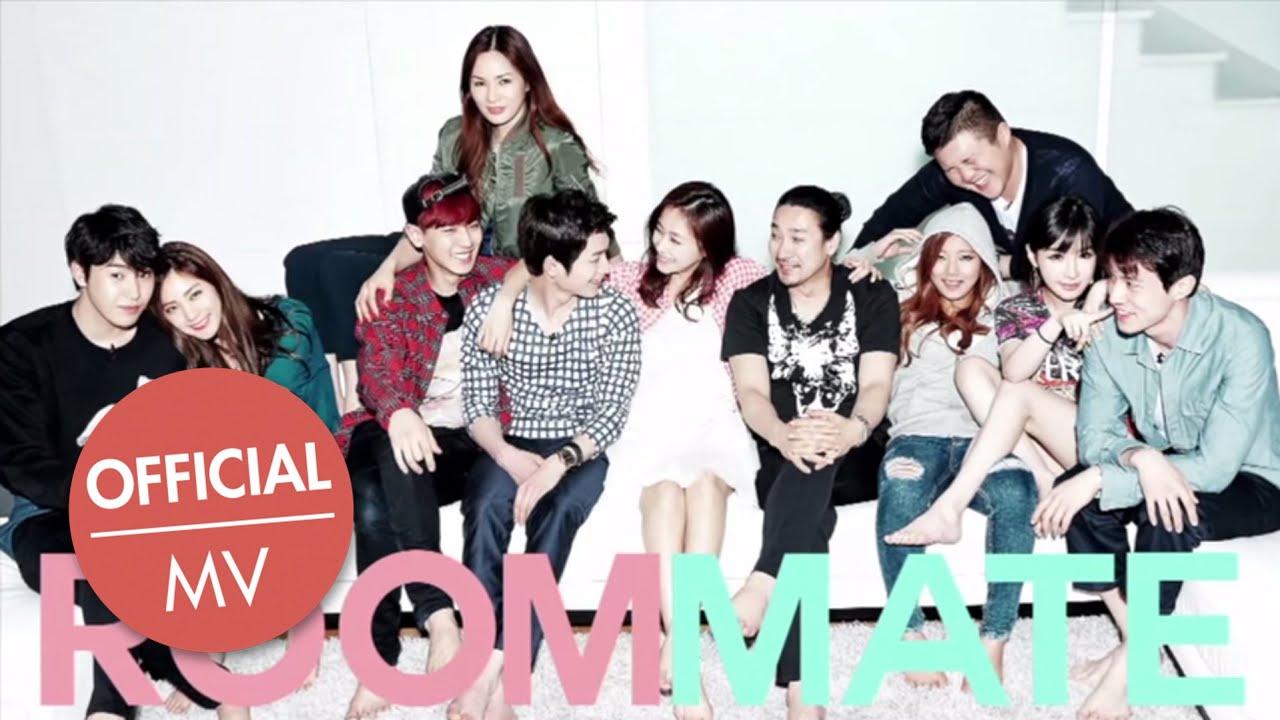Lim Kim (김예림) of Togeworl (투개월) & Eddy Kim (에디킴) - Roommate
