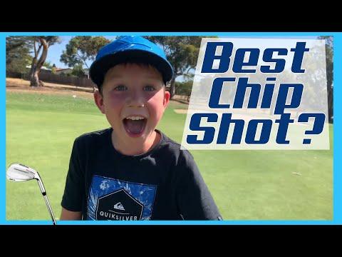Best Golf Chip Shots Technique   James Hobbs