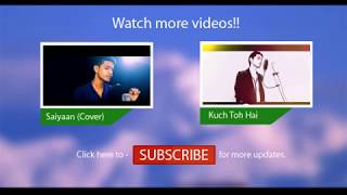 Kuch Toh Hai Karaoke with Lyrics Do Lafzon Ki Kahani Instrumental Armaan Malik कुछ तो है।