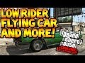 "YouTube Turbo Gta 5 Online: Amazing lowrider, flying car & weapon mods! ""GTA 5 Mods"""