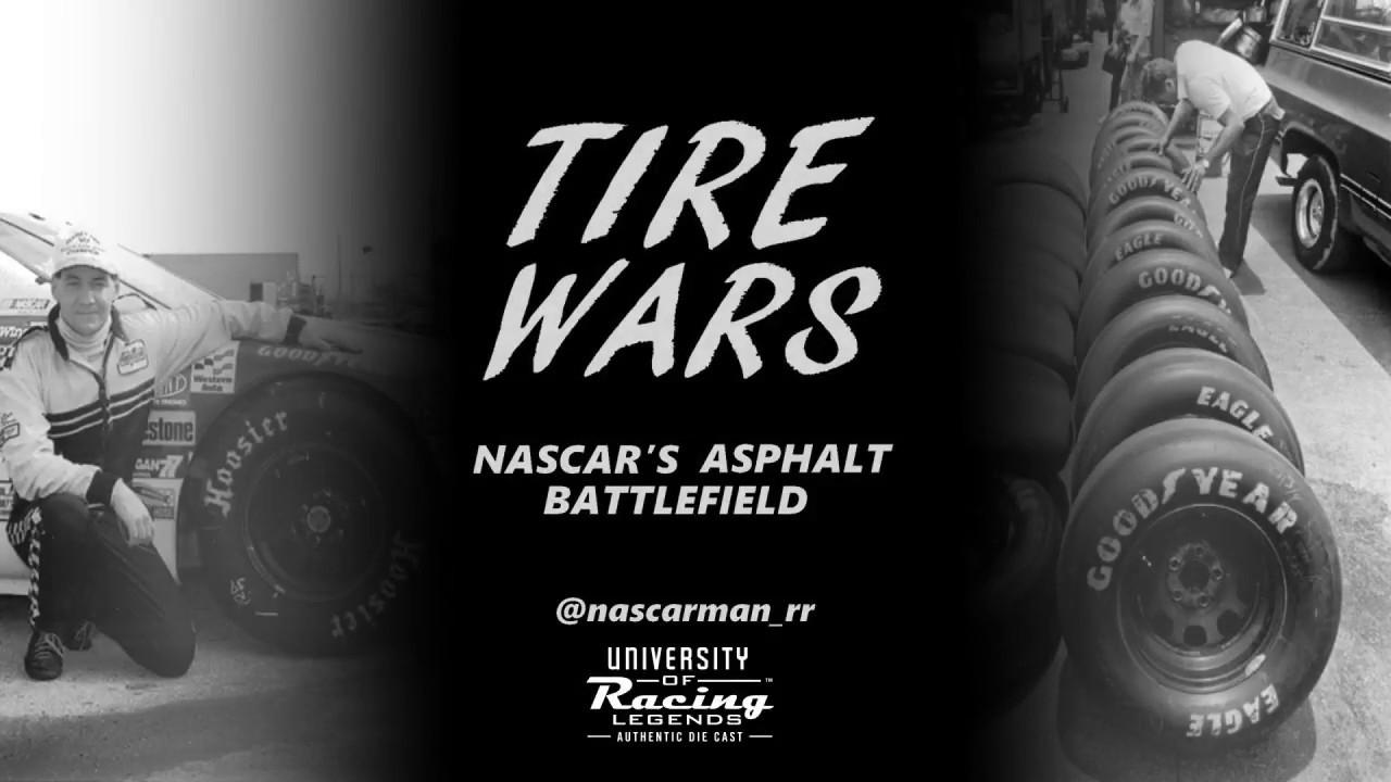 Historical Motorsports Stories: Tire Wars! NASCAR's Asphalt