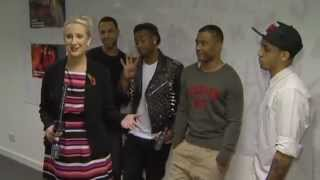 JLS for ITV Tyne Tees