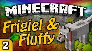 Frigiel & Fluffy :  L'étoile filante | Minecraft -  S3 Ep.2