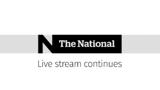 WATCH LIVE: The National for February 2, 2018