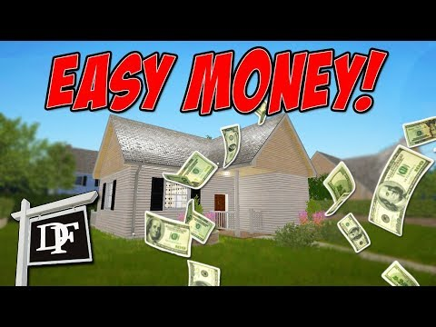 Stealing Is So Much Easier! - House Flipper Beta Gameplay