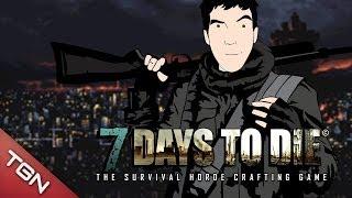 7 DAYS TO DIE: EL CUCHILLO DE JEFF THE KILLER - T1 DÍA 5 - (ALPHA 4.1)