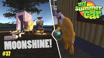 Making Pontikka (Moonshine) - Mobile Phone! | My Summer Car