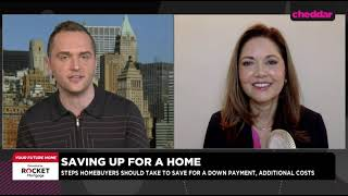 Laura featured on Cheddar - Your Future Home
