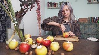 Günstige Tischdeko für den Herbst | D I Y | Jelena