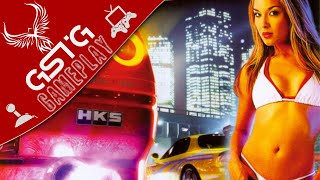 Street Racing Syndicate [GAMEPLAY by GSTG] - PC