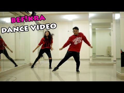 Befikra Dance Video Song | Tiger Shroff,...