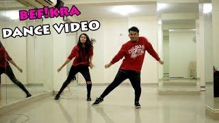 Befikra Dance Video Song | Tiger Shroff, Disha Patani | Rockstar Dance Studios
