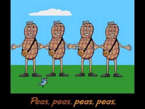 Goober Peas!