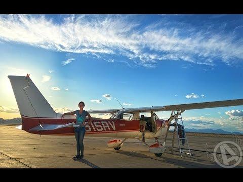 Cessna 150 Across the USA ... Episode 01