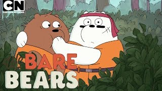 Bears Go on Tubing Adventure | We Bare Bears | Cartoon Network