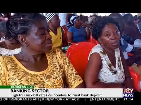 Banking Sector - Business Live on JoyNews (1-11-17)