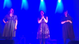 The Unthanks , The wind , Ritz , Manchester , 11/3/15