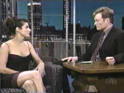 Sandra Bullock interview 1998 pt. 2