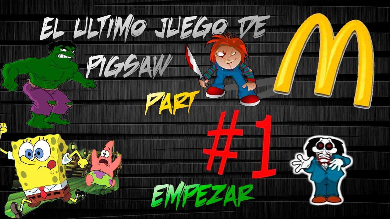 El Ultimo Juego De Pigsaw Part 1 2 Walkthrough