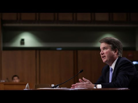 Democrats Are Engaging in 'Kabuki Theater' in the Kavanaugh Hearings