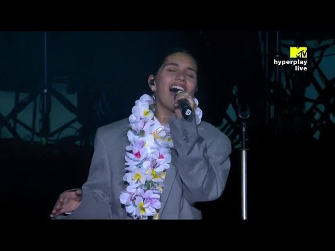 Alessia Cara  How Far Ill Go  at MTV Hyperplay 2018